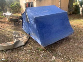 Tienda de techo para furgoneta o 4x4