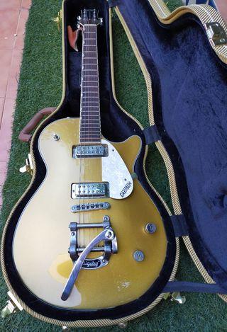 guitarra gretsch gold top