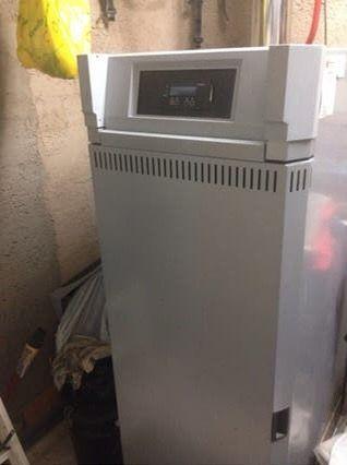 Caldera Lasian de Biomasa para radiadores