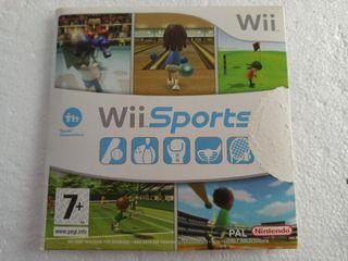 Juego Wii Sports para Nintendo Wii