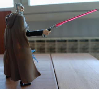 Conde Dooku de Star Wars: The Clone Wars