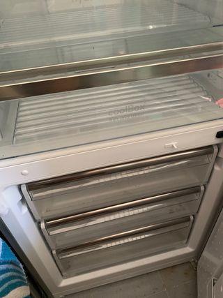Frigorífico/Congelador Siemens