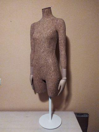 Maniquí Busto Mujer