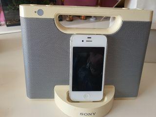 reproductor de música iPhone/ipad