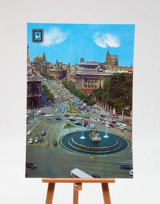 Postal 146 Madrid