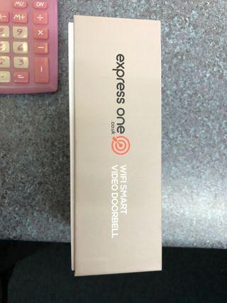 Express One Smart Video Wifi Doorbell