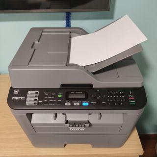 Impresora láser monocromo multifunción