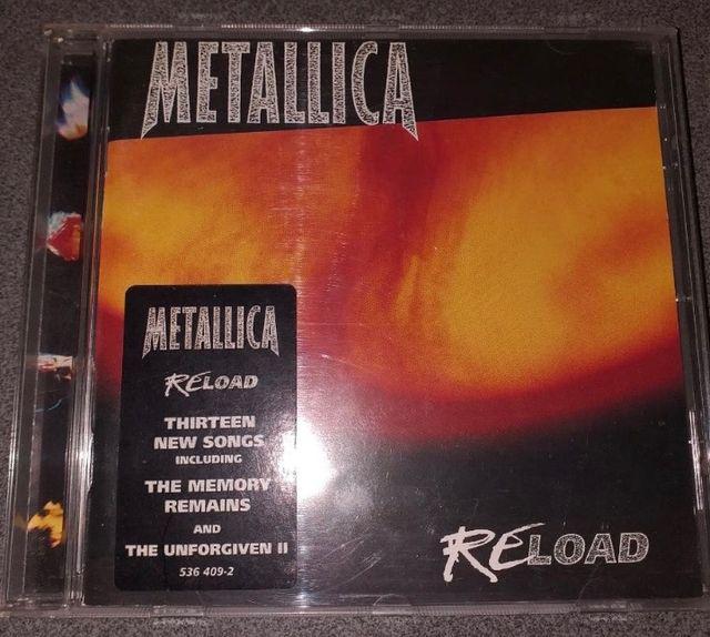 CD Metallica