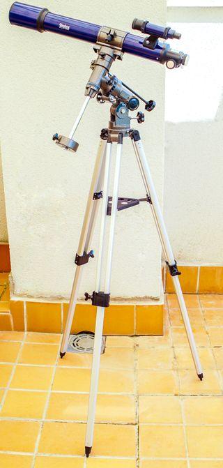 Telescopio refractor Skylux Ap 70/700