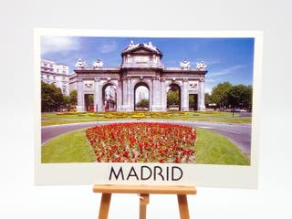Postal 809 Madrid