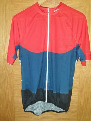 Maillot ciclismo Mtb POC Essential Road Talla XL
