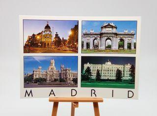 Postal 1109 Madrid