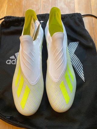 Botas adidas X FG - Nuevas- 10Uk 44 2/3