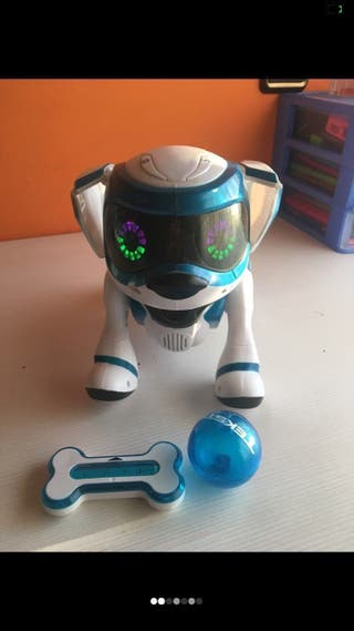Robot pérro