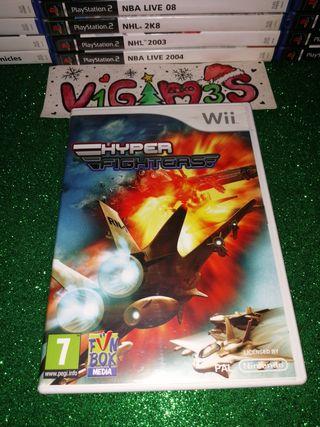 Hyper fighters Nintendo Wii