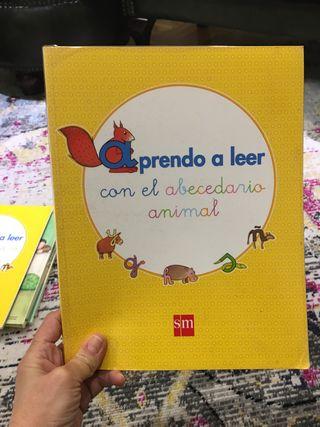 Aprendo a leer