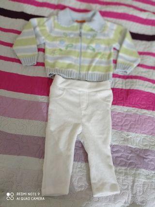 ropa de bebé niña
