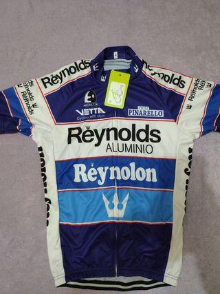 maillot ciclismo retro