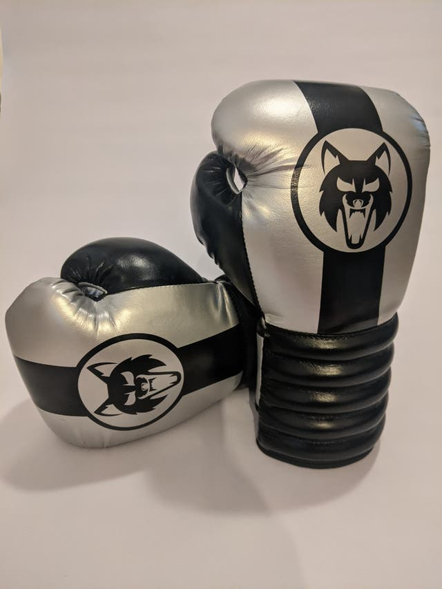 Wolfpack Boxing Gloves (BRAND NEW)