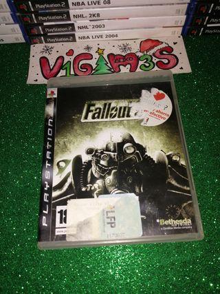 Fallout 3 ps3 Playstation 3 play 3