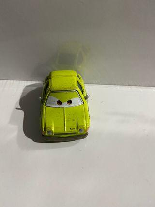Coche malo de la pelicula cars 2