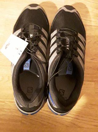 Zapatillas deportivas Salomon Azules