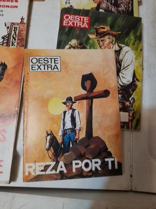 OESTE EXTRA NUMERO 1 NOVELS GRAFICAS PARA ADULTOS
