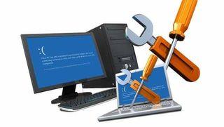 Formateo y reparación de ordenadores.