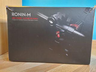 Ronin M con thumb controller y mando