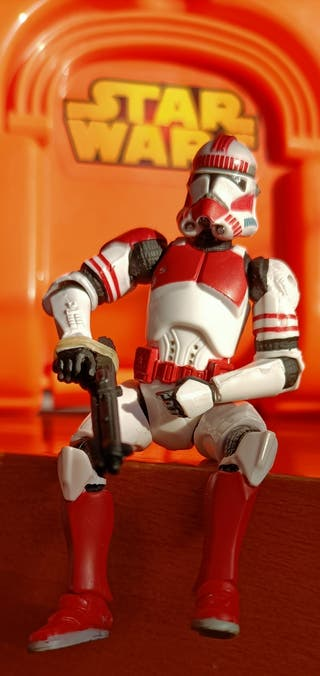 Shock Trooper Star Wars The Revenge of the Sith