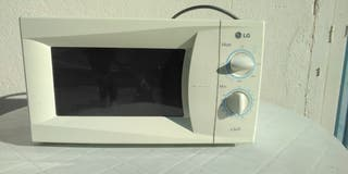 microondas grill LG