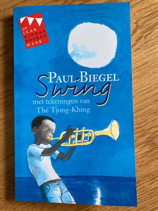 Libro para niños en holandés