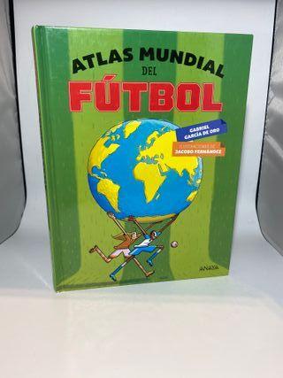 Libro Atlas Mundial del futbol