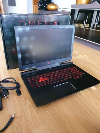 HP Omen i7 - 16gb ram - GTX 1070 - 120Hz