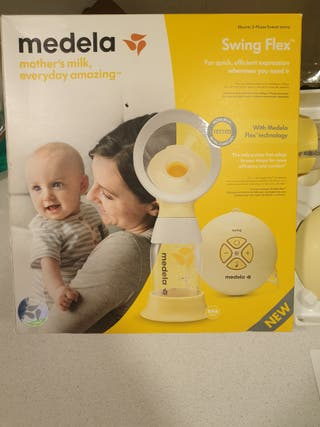 Sacaleches electrico medela Swing Flex