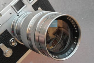 85 MM.F/2, Canon-LEICA M.