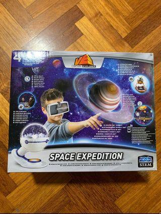 Space Expedition Planetario