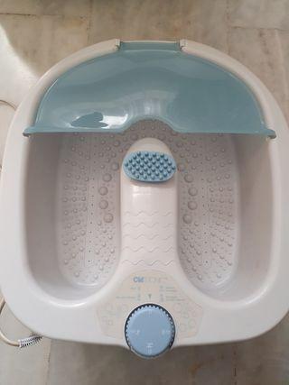 lavado y masajeador de pies