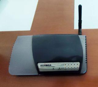 Enrutador LAN inalámbrica EDIMAX BR-6114WG