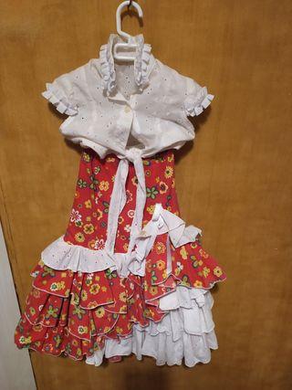 traje flamenca / gitana