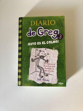 Diario de Greg. ¡Esto es el colmo!