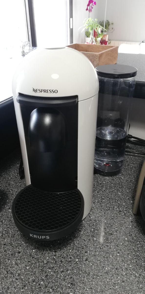 Machine à café Nesspreso Vertuo Plus Krups