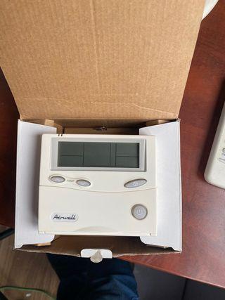 Termostato original airwell jonhson