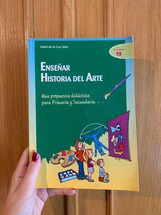 Enseñar historia del arte - Isabel de la Cruz
