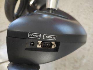 volante con pedales para PS3 o Pc