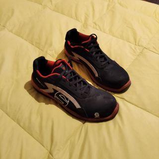 zapatos seguridad Sparco T44
