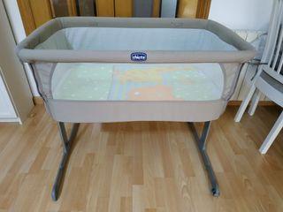Cuna minicuna colecho bebé