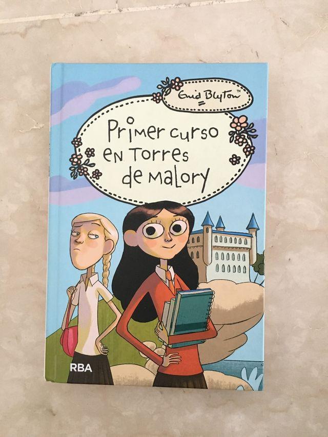Libro: Primer Curso en Torres de Malory