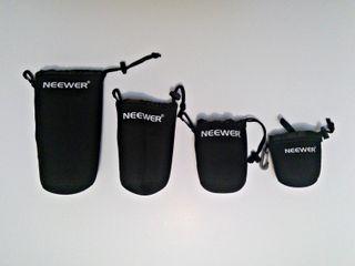 Juego de fundas para objetivos Neewer