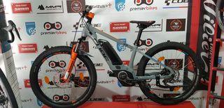 bicicleta electrica Julio 2020 cube acid NIÑO(A)